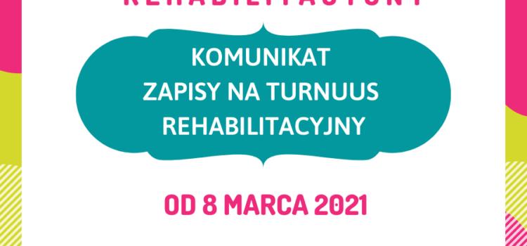 Turnus 2021 – informacje